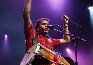 Sunny Jain of Red Baraat