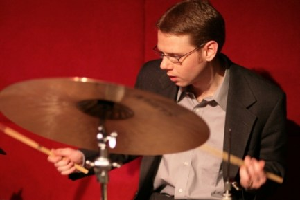 New York Jazz Drummer/Leader Pete Zimmer