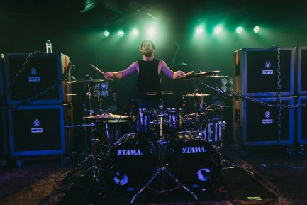 Drummer Blog: Jerod Boyd of Miss May I