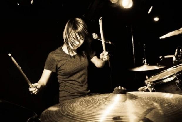 Drummer Phoenix Arn-Horn of Courage My Love