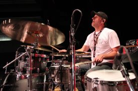 Modern Drummer Education Team Member Jayson Brinkworth