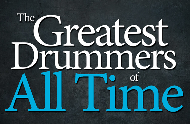 Modern Drummer's greatest drummers of all time