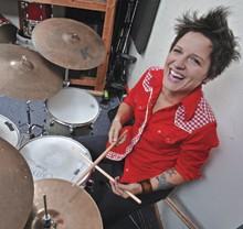 Drummer Allison Miller: Freedom Jazz-Folk-Pop-Rock Dance