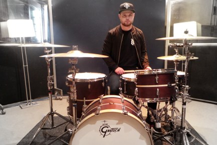 Drummer Ben Thatcher of Royal Blood_Blog