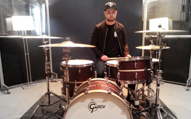 Drummer Ben Thatcher of Royal Blood_Blog