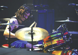 Ben Gillies of Silverchair