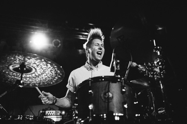 Drummer Beau Kuther of Smallpools Blog/Interview