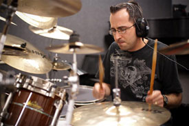 Modern Drummer Education Team Member Joe Bergamini