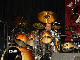 Modern Drummer Education Team Member Joe Bergamini