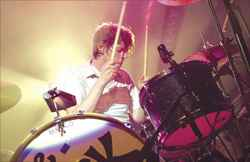 Patrick Carney of the Black Keys