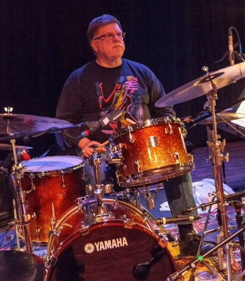 Former Percussive Arts Society President Bob Briethaupt Streaming Live From Rhythm! Discovery Center on October 11