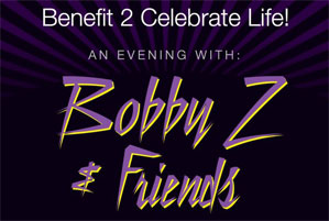 Booby Z and Friends Benefit concert