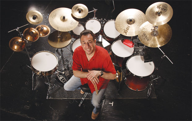 Drummer and Percussionist Bobby Sanabria