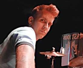Drummer Brann Dailor of Mastodon