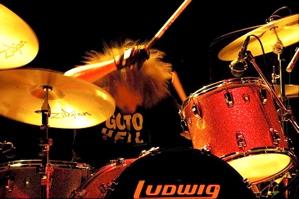 Drummer Brian St. Clair