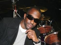 Drummer Brian Frasier-Moore