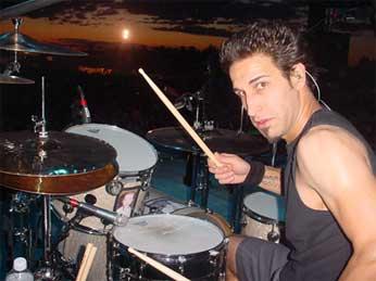 Drummer Brian Tichy