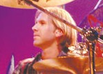 Drummer Brooks Wackerman