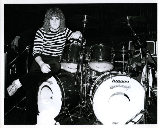 Molly Hatchet Drummer Bruce Crump Passes