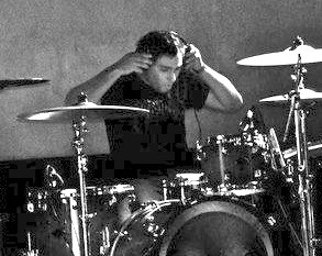 Carlos Rueda of Thick as Blood drummer blog