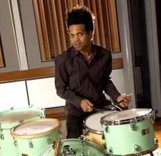 Drummer Charley Drayton