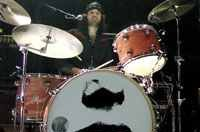 Drummer Joachim Cooder