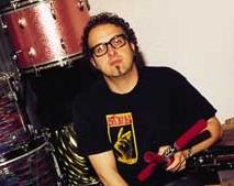 drummer Ken Coomer of Wilco