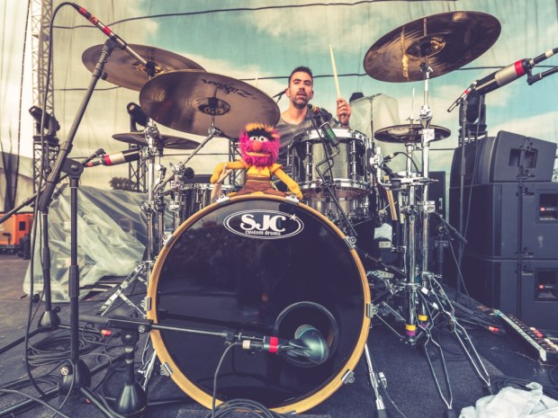 Drummer Blog: New Found Glory's Cyrus Bolooki on Preparing to Tour