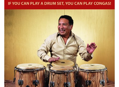 Rudiments On Congas by Alex Acuña Available as Download or on DVD