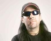 Drummer Dave Mackintosh of DragonForce