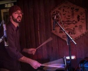 Drummer Joshua Dekaney