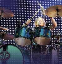 Eric Kretz Modern Drummer