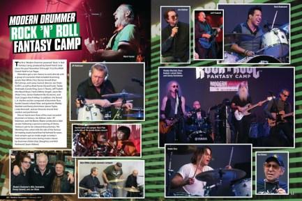 Modern Drummer Rock N Roll Fantasy Camp Trailer