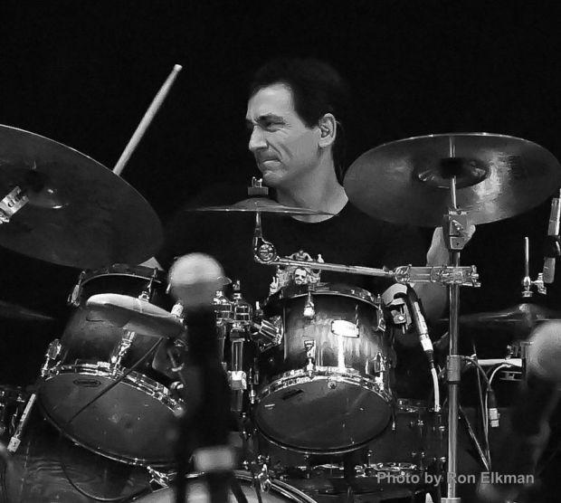 Drummer David Frangioni