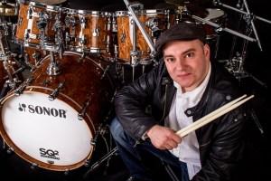 "Drummer Blog: Gabor ""Gabs"" Dornyei on Being Anything but Average"