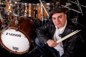 "Drummer Blog: Gabor ""Gabs"" Dornyei on Being Anything but Average"