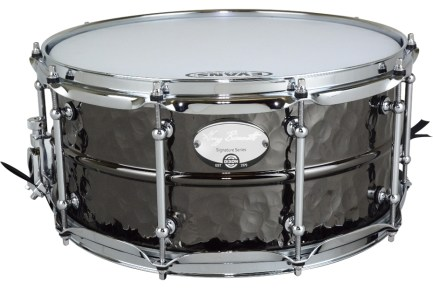 Gregg Bissonette signature snare drum