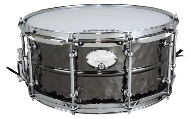 Gregg Bissonette signature snare drum