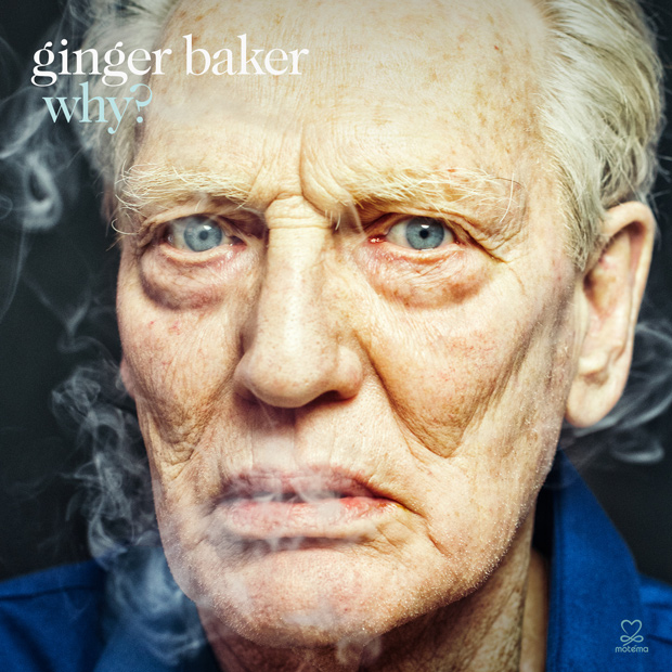 Win a Ginger Baker Prize Package Album
