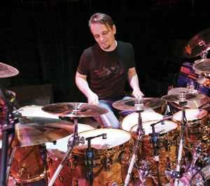 Drummer Gavin Harrison