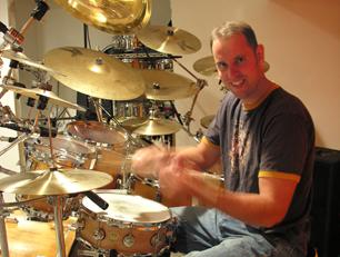 Drummer Marc Norgaard