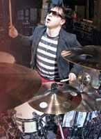 Drummer Rodney Howard
