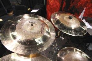 Bosphorus Cymbals Jeff Hamilton's Hammer series