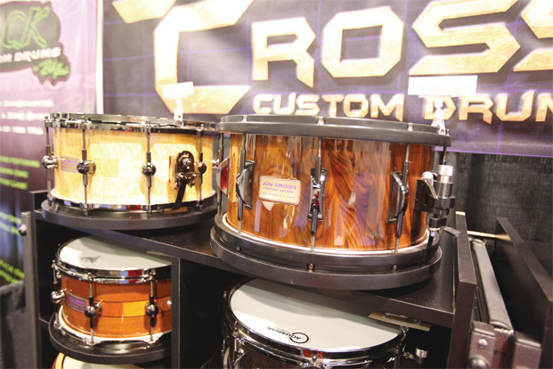 Jon Cross Custom Drums