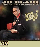 JD Blair CD Cover