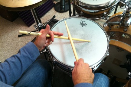 Jazz Drummer's Workshop: The Stick Shot