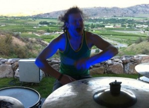 Jason Dana of Bend Sinister Drummer Blog