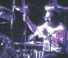 drummer Jim Fox of The James Gang