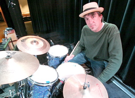 John Chipman drummer blog