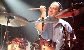 Jon Bermuda Schwartz Modern Drummer